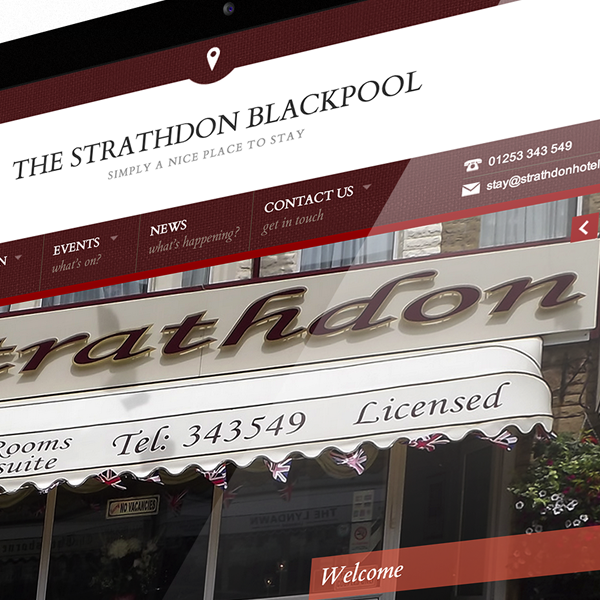Strandon Rebrand