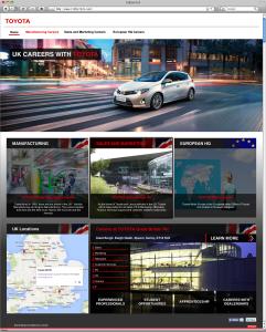 Toyota Motor Manufacturing Recruitment New Site