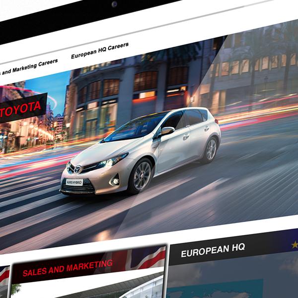 Toyota Rebranding